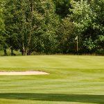 Golf Hole Green