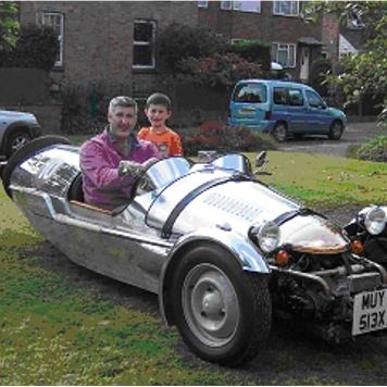 Pembleton 3 wheeler kit car